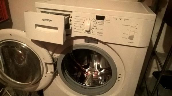waschmaschine goronje ws40149 alt in m nchen waschmaschinen kaufen und verkaufen ber private. Black Bedroom Furniture Sets. Home Design Ideas