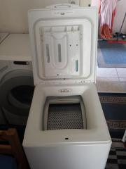 waschmaschine toplader in roth haushalt m bel. Black Bedroom Furniture Sets. Home Design Ideas