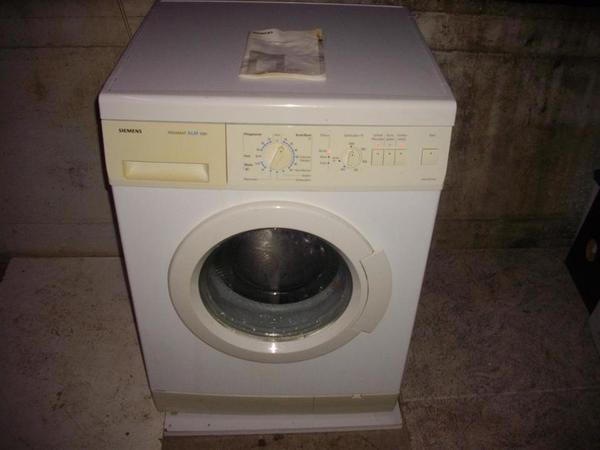 waschmaschine siemens siwamat xlm 1061 in backnang waschmaschinen kaufen und verkaufen ber. Black Bedroom Furniture Sets. Home Design Ideas