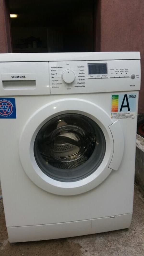 siemene waschmaschine neu und gebraucht kaufen bei. Black Bedroom Furniture Sets. Home Design Ideas