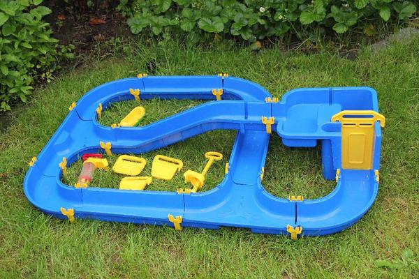 wasserbahn big waterplay niagara in unterf hring sonstiges kinderspielzeug kaufen und. Black Bedroom Furniture Sets. Home Design Ideas