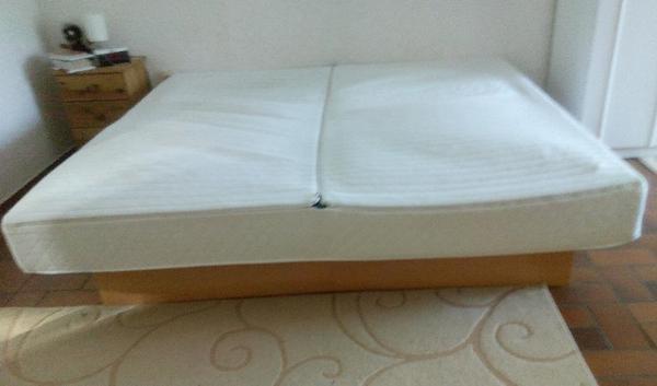 wasserbett dual system 200 x 200 beruhigt inkl sockel und zubeh r in nassau betten kaufen und. Black Bedroom Furniture Sets. Home Design Ideas