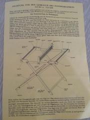 Webrahmen 80cm