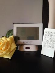 Wecker + Taschenrechner