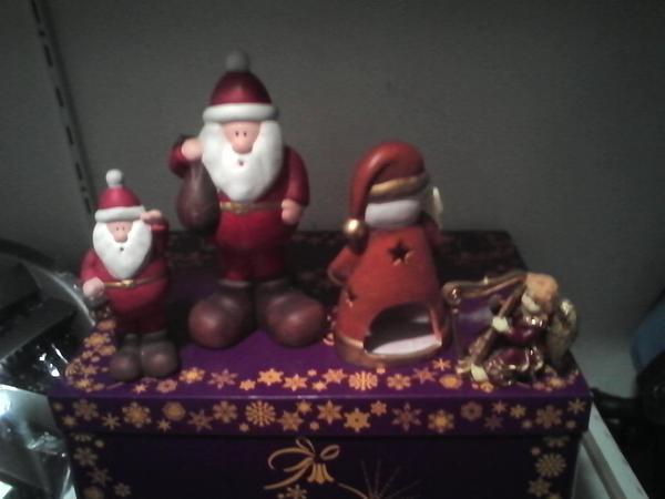 Gross weihnachtsmann neu und gebraucht kaufen bei - Weihnachtsdeko figuren ...