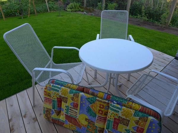 gartentisch neu und gebraucht kaufen bei. Black Bedroom Furniture Sets. Home Design Ideas