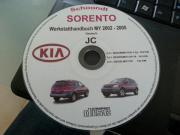 Werkstatthandbuch Kia Sorento