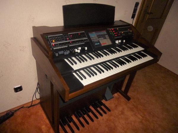 Wersi Orgel Apollo » Tasteninstrumente
