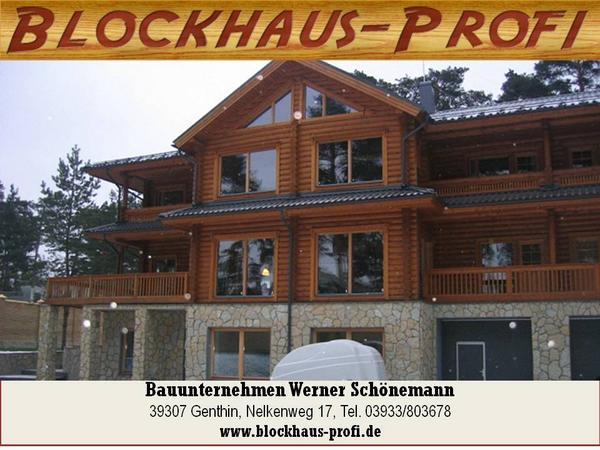 wertbest ndiges blockhaus bauen statt altes ferienhaus. Black Bedroom Furniture Sets. Home Design Ideas