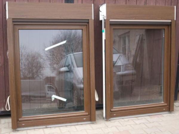 Weru Fenster Kunststofffenster Fenster Elektro Rollladen