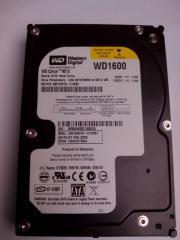 Western Digital WD1600 -