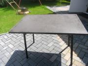 Wetterfester Tisch klappbare