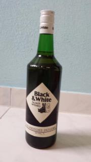 Whisky Whisky, Buchanan``s Choice old Scotch Whisky, 43 %, Black&White, ca. 50 Jahre alt ( 71 BM) VHS D-75203Königsbach-Stein Heute, 19:33 Uhr, Königsbach-Stein - Whisky Whisky, Buchanan``s Choice old Scotch Whisky, 43 %, Black&White, ca. 50 Jahre alt ( 71 BM)