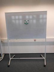 Whiteboard QUIPO Magnethaftend