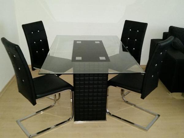 tisch modernen neu und gebraucht kaufen bei. Black Bedroom Furniture Sets. Home Design Ideas
