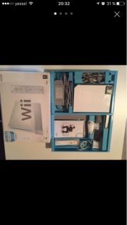 Wii console mit