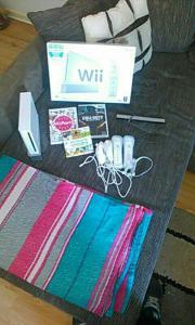 Wii Konsole wie