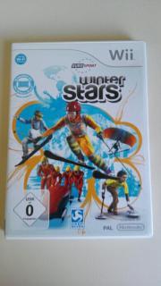 Wii Winter Stars