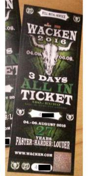 WOA Ticket 2016