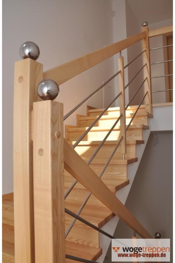 woge treppen holztreppen aus polen vom hersteller in mainz holz kaufen und verkaufen ber. Black Bedroom Furniture Sets. Home Design Ideas