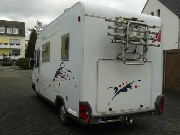 frankia kleinanzeigen wohnmobile campingbusse. Black Bedroom Furniture Sets. Home Design Ideas
