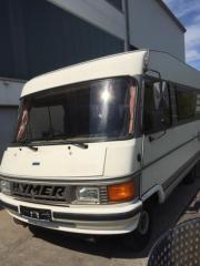 Wohnmobil Hymer B554