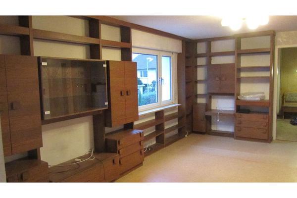 wohnwand holz neu und gebraucht kaufen bei. Black Bedroom Furniture Sets. Home Design Ideas