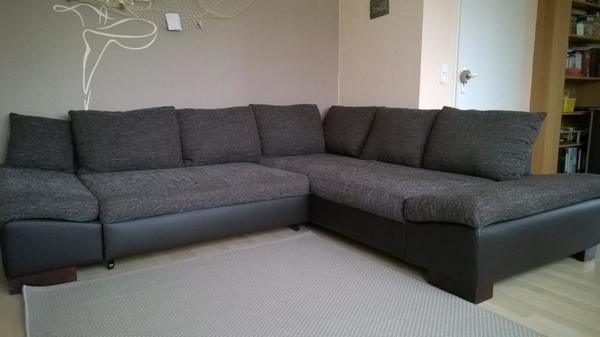 wohnzimmer eckcouch ecksofa polsterecke wie neu in bach palenberg polster sessel. Black Bedroom Furniture Sets. Home Design Ideas