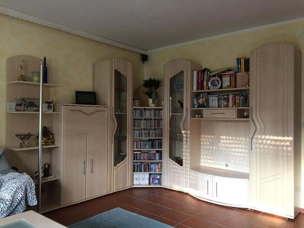 de.pumpink | küche braun blau, Wohnzimmer