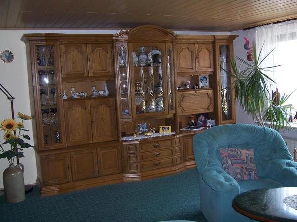 eiche wohnzimmerschrank neu und gebraucht kaufen bei. Black Bedroom Furniture Sets. Home Design Ideas
