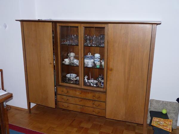 wohnzimmerschrank in heidelberg wohnzimmerschr nke. Black Bedroom Furniture Sets. Home Design Ideas