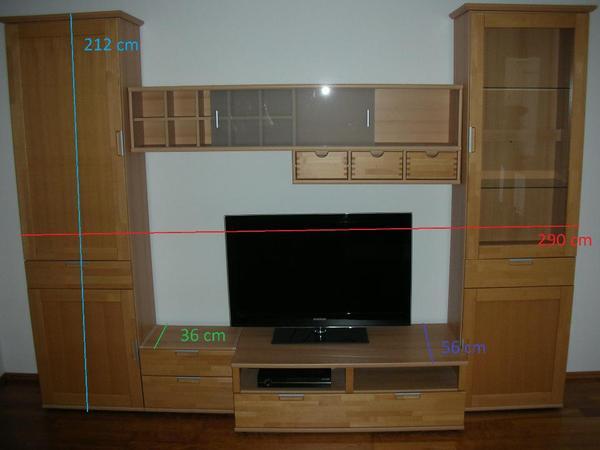 wohnzimmerschrank holz neu und gebraucht kaufen bei. Black Bedroom Furniture Sets. Home Design Ideas