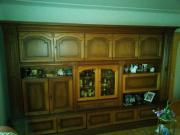 Wohnzimmerschrankwand 325x210x60 cm
