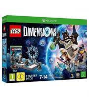 Gebraucht, x Box one Dimension Spiel plus jede menge Figuren gebraucht kaufen  Feldkirch