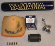 yamaha dt 125 motorradmarkt gebraucht kaufen. Black Bedroom Furniture Sets. Home Design Ideas