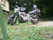 Yamaha FZ6 Naked