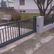 Zaun aus Polen,