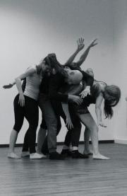 zeitgenössisches Tanztraining, Anfänger