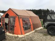 zeltanhänger Camping trigano