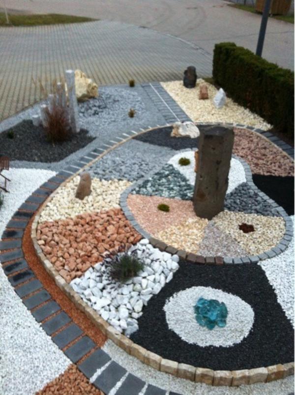 zierkies ziersplitt findlinge basalt granit. Black Bedroom Furniture Sets. Home Design Ideas
