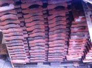 zu verschenken - Dachziegel