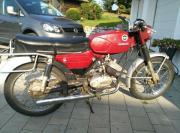 Zündapp C50Sport Typ
