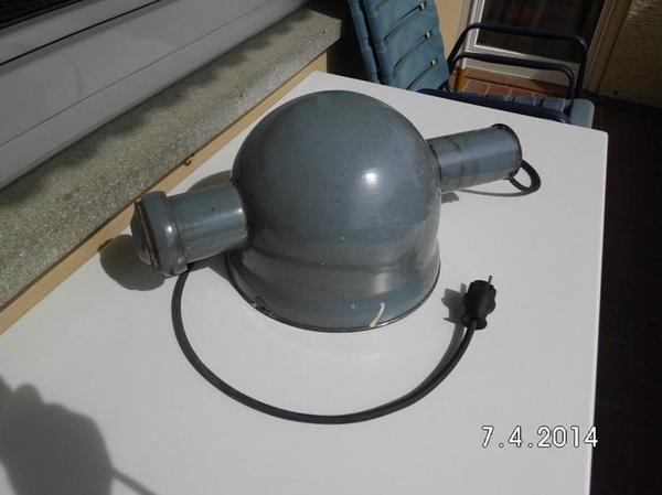 Kleinanzeigen zwei nostalgische lampen bild 5 von bild 5 for Nostalgische lampen