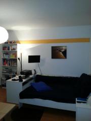 1 Zi Wohnung möbliert Uhlenhorst