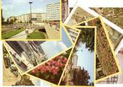 10 Ansichtskarten Chemnitz