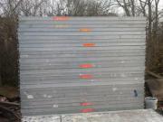 101 3 m² gebrauchtes Gerüst