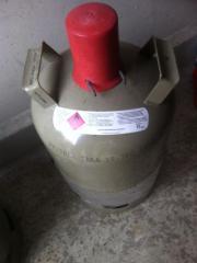 11 Kg Propangasflasche