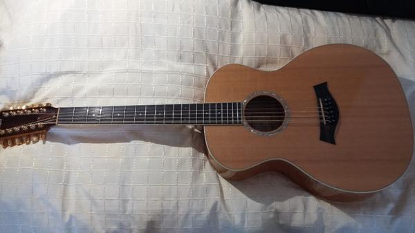 12-Saitige Western- » Gitarren/-zubehör