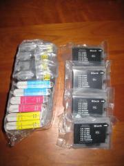 14 kompatible Druckerpatronen mit Chip