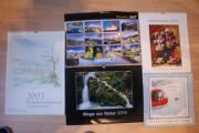 15 Wandkalender Dt Europa